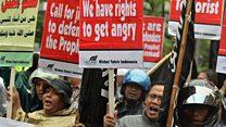 Pemerintah akan 'ambil langkah hukum' untuk bubarkan Hizbut Tahrir Indonesia