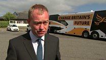 Farron: Lib Dems want Scotland in UK and EU