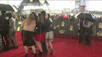 Град застал врасплох гостей MTV в Лос-Анджелесе