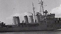 Как польский корабль защитил от немцев британский остров Уайт