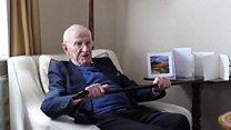 คุณปู่วัย 105 ปีเผยเคล็ดลับอายุยืน