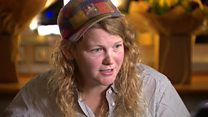 Kate Tempest: I want people to leave happy