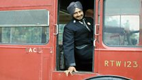 witness sikh bus drivers