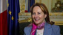 Ségolène Royal: I voted for Macron