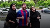 Meet the 'Iranian Messi'