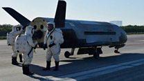 Что два года делал в космосе орбитальный самолет США?