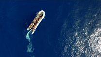 دل زدن به دریای پر خطر در جستجوی زندگی بهتر