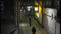 CCTV footage released after teenager murdered