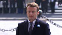 Emmanuel Macron, niwe muto mu baperezida?