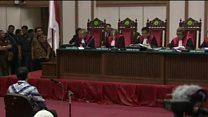 ဂျကာတာ မြို့တော်ဝန်ဟောင်းကို ထောင်ဒဏ်ပေး