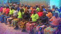More Chibok girls released in Nigeria