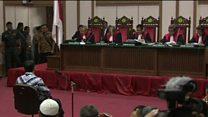 فرماندار مسیحی جاکارتا به جرم کفرگویی به دو سال زندان محکوم شد