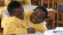 Tanzania conjoined twins share their dreams