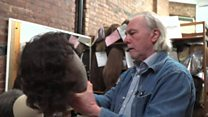 'Competing with the Almighty': New York's last wig-makers