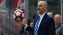 Stefano Pioli dipecat dari Inter Milan
