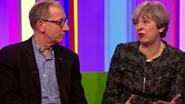 Verdict on the Mays' One Show interview