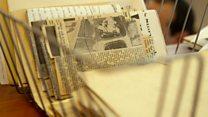 Documentary looks at art of the obituary