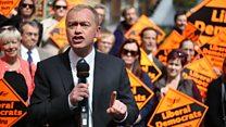 Lib Dems pledge £100bn EU saving