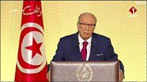 الرئيس التونسي يأمر بنشر الجيش لحماية المنشآت النفطية