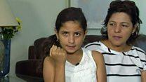Cómo logró una niña escapar de un caimán que mordía su pierna en Florida