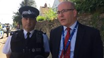 Wiltshire Police on the Chippenham murder