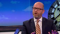 Nuttall: UKIP support 'will go down'