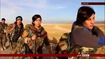فرمان ترامپ برای مسلح کردن کردهای سوریه