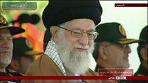 هشدار آیتالله خامنهای در مورد خطر 'آشوب و فتنه' در ایران