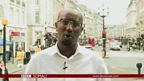 Daawo: Waxyaabaha looga hadlayo shirka London
