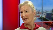Terminally ill nurse 'practises what she preaches'