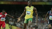 Devenir un Muhammad Ali, le rêve d'enfance de Usain Bolt