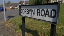 Corbyn Road voters give their wish-list