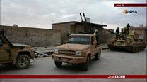 آزادسازی شهر طبقه از دست داعش