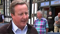 Cameron: This is a defining election