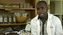 Togo's student-run chocolate co-operative