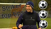 Scoring goals with Luton's Danny Hylton