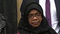 'School failed my son' bereft mother says