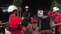 Як у морі рятують мігрантів - репортаж ВВС