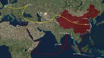 တရုတ်ရဲ့ ရပ်ဝန်းတခု လမ်းကြောင်းတကြောင်း