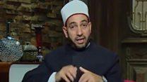 """منع شيخ من الخطابة  في مصر بتهة """"ازدراء الأديان"""""""