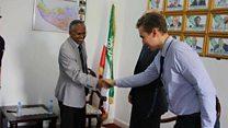 Wafdi Ruushka ka socday oo booqday Somaliland