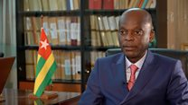 Robert Dussey, ministre togolais des affaires étrangeres