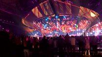 Евровидение в Киеве: последние приготовления