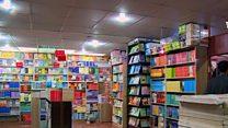 افغانستان کې د کتاب پلورلو بازار غوړېدلی دی