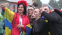 Eurovision fans gear up for final