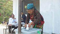 तथ्याङ्कमा स्थानीय चुनाव