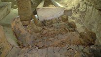 اكتشاف مقبرة أثرية تضم 28 مومياء في مصر