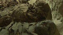 مصر میں ممیوں کی دریافت