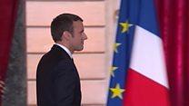 Інавгурація президента Франції - як усе відбувалося