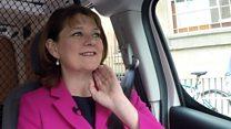 Van share: Plaid leader sings and admits drug use